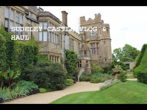 Sudeley Castle Vlog & Haul