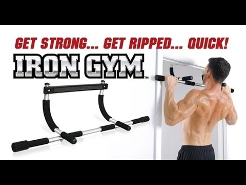 d36deb24b82 Iron Gym Total Upper Body Workout Bar Unboxing and Setup by GadgetBangla.Com