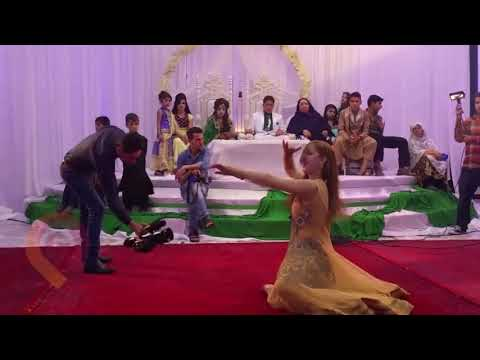 raghs dokhtar afghani رقص دختر افغان