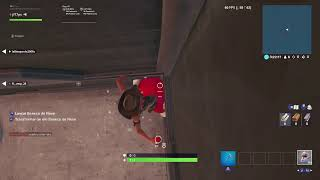 Fortnite-the first to pass wins a prize.