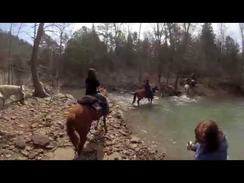 Falling Water Horse Camp - YouTube