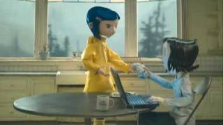 "Coraline- ""Way Too Old for Dolls"""