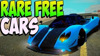 GTA 5 Online - RARE CARS FREE Location After Patch 1.18 - Secret Rare Vehicles (GTA 5 Cars Guide)