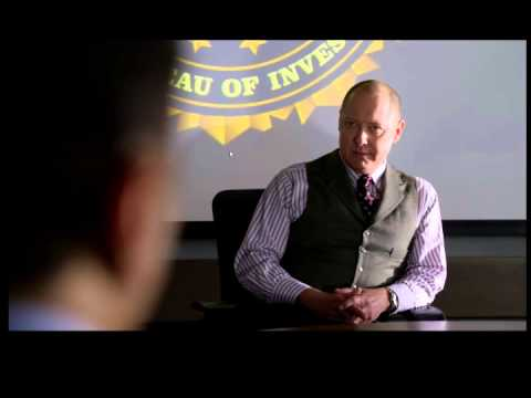 Best Scene From The Blacklist - I'm Ahab