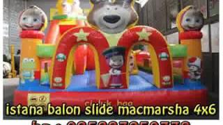 085883250338 istana balon murah kota surabaya
