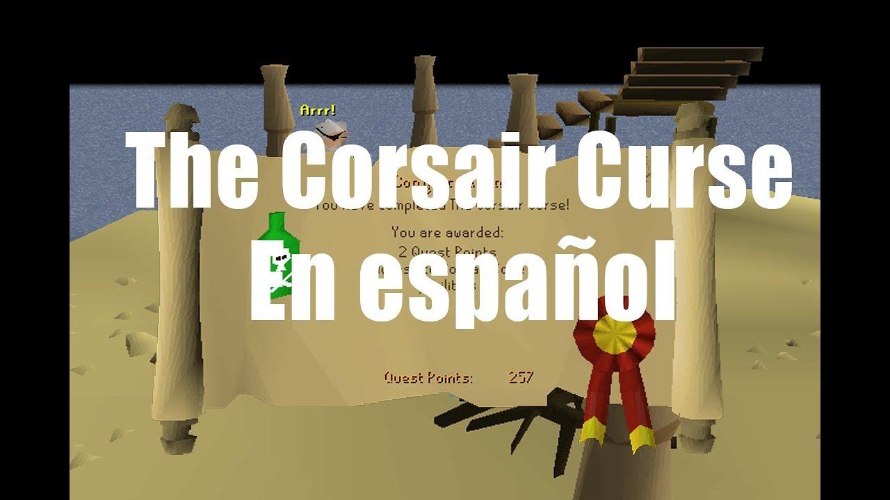 The Corsair Curse Quest en español - VictorRs07