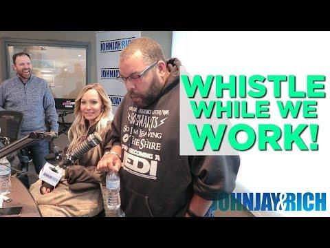 In-Studio Videos - The Whistling Costco Employee!