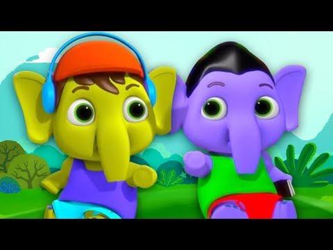 बच्चों के लिए Nursery Rhymes | Balgeet For Children |  । बच्चों के गाने & Videos