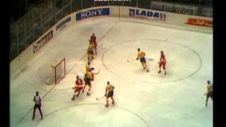 VM 1977 USSR-Sweden