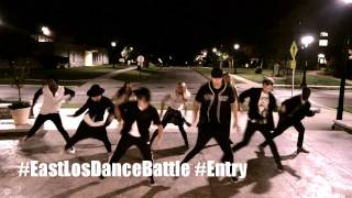 #EastLosDanceBattle #Entry