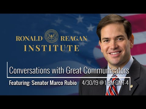 Marco Rubio | Speakers Bureau and Booking Agent Info