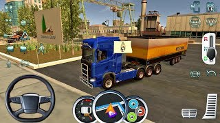 Euro Truck Driver 2018 #17 - New Truck Game Android gameplay #truckgames