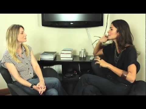 Alessandra Nahus entrevista a modelo e apresentadora Carol Ribeiro