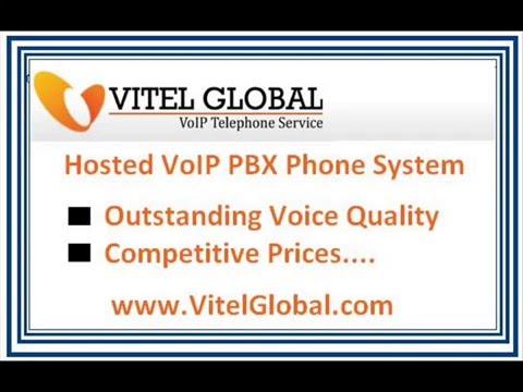 VoIP PBX Service Provider  || Vitel Global