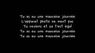 Daniel Powter - Bad day [Traduction française]