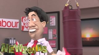 Labour Punch Up - Newzoids
