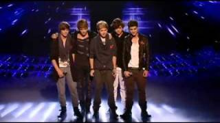 The X Factor - One Direction - Total Eclipse Of The Heart - Live Show 4 - Download link