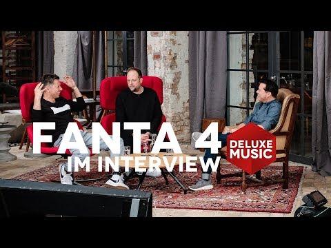 Smudo und Michi Beck von den Fantastischen Vier im Interview mit Markus Kavka