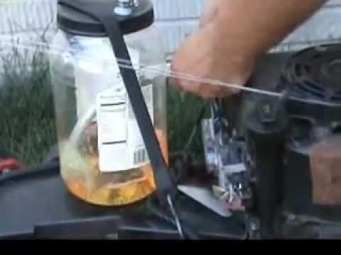 how to build a vapor fuel system
