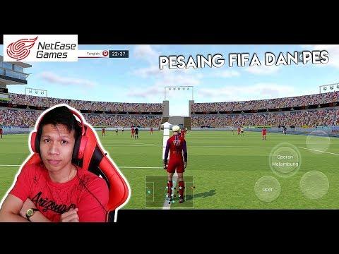 RESMI RILIS ! Game Sepakbola Android Buatan INDONESIA ! Pesaing FIFA dan PES ?.