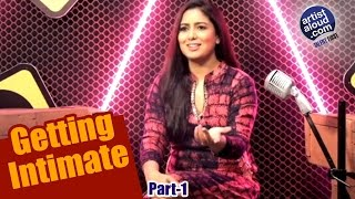 harshdeep kaur   getting intimate with artist aloud   indian female playback singer   part 1