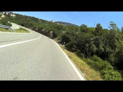 Croatia Dalmation Coast, Horizon Motorcycle Tours 2013
