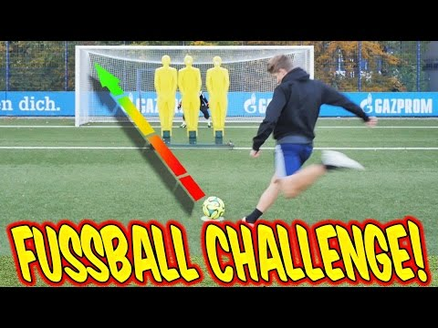 EXTREME 11 METER FUßBALL CHALLENGES!! ⚽⛔️⚽ PROOWNEZ vs. FIFAGAMING vs. PMTV - FUSSBALL (DEUTSCH)
