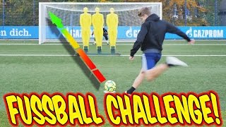 EXTREME 11 METER FUßBALL CHALLENGES!! ⚽⛔️⚽ PROOWNEZ vs. FIFAGAMING vs. PMTV - FUSSBALL (DEUTSCH)