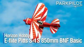 Horizon Hobby E-Flite Pitts S-1S - Model Aviation magazine