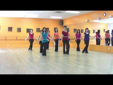 The Girl From Ipanema - Line Dance (Dance & Teach in English & 中文)