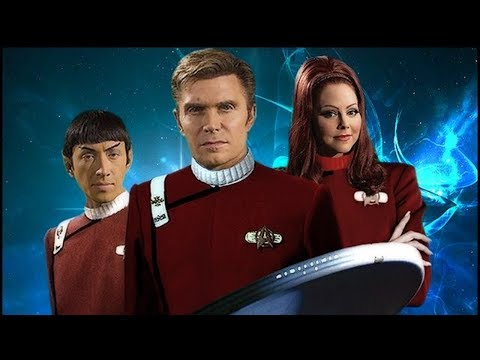 Where No MAN or No ONE Has Gone Before? With Vic Mignogna from Star Trek Continues (STC)