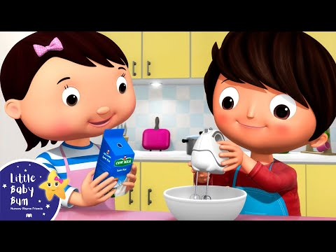 Pat a Cake V2 | BRAND NEW! | Little Baby Bum Nursery Rhymes & Kids Songs | Songs for Children