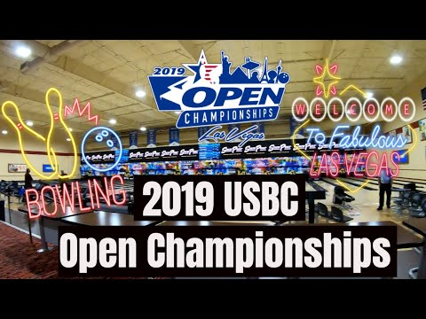 2019 USBC Open Championships Experience In Las Vegas