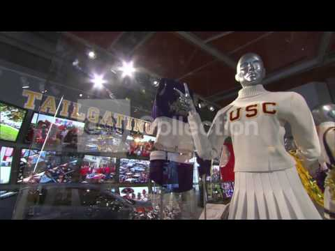 CFB: COLLEGE FOOTBALL HALL OF FAME OPENING 1