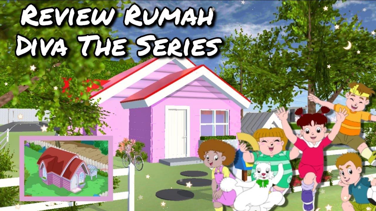 Review Rumah DIVA THE SERIES | Sakura School Simulator