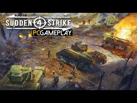Sudden Strike 4 Gameplay (PC HD)