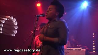 Etana - 1/4 - Reggae - 19.02.2015 - YAAM Berlin