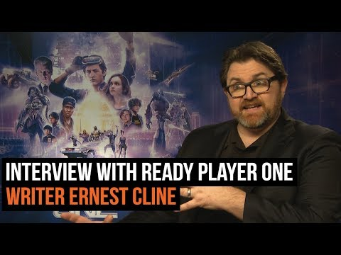 Ready Player One Interview With Writer Ernest Cline