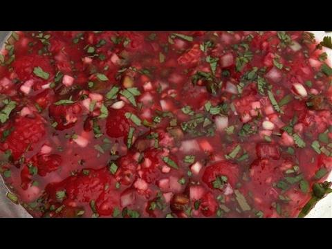 Easy Raspberry Salsa Recipe