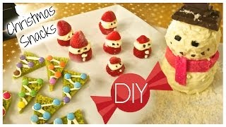 06. Easy DIY Christmas Snacks + GIVEAWAY! Thumbnail