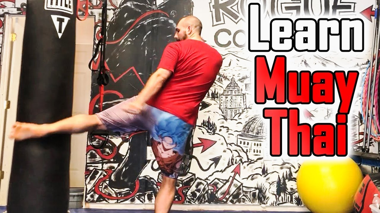 Learn Muay Thai with Mike | Episode 01 - Shin Kick