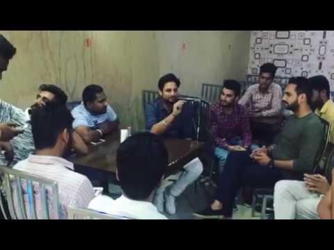 Cheta tera live - Sajjan Adeeb