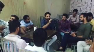 Cheta tera live Sajjan Adeeb