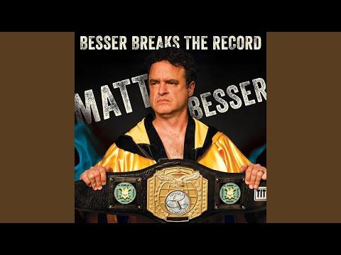 Matt Besser's 10 Commandments, Pt. 1