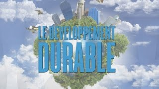 DD#1 - Introduction au Développement Durable