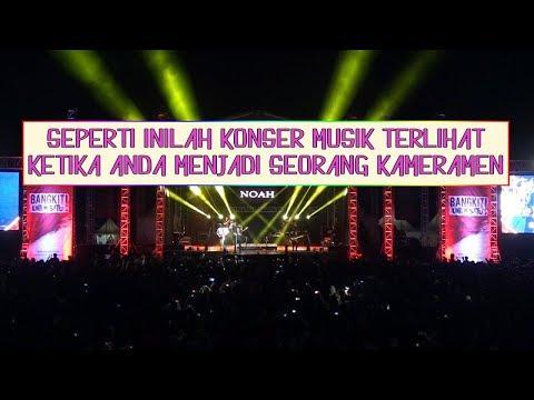 NOAH Ft Iwan Fals Live Lapangan Rampal Kota Malang