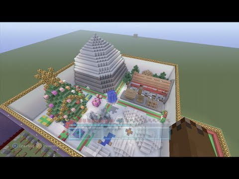Minecraft Lets Play-Winter Wonderland H&S!
