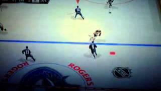 NHL 12 Demo PS3 Freeze