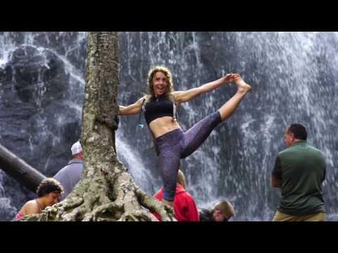Crabtree Falls BEST Asheville NC Waterfall Hike!