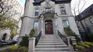 Francis J. Dewes House, a Chicago landmark, part 1